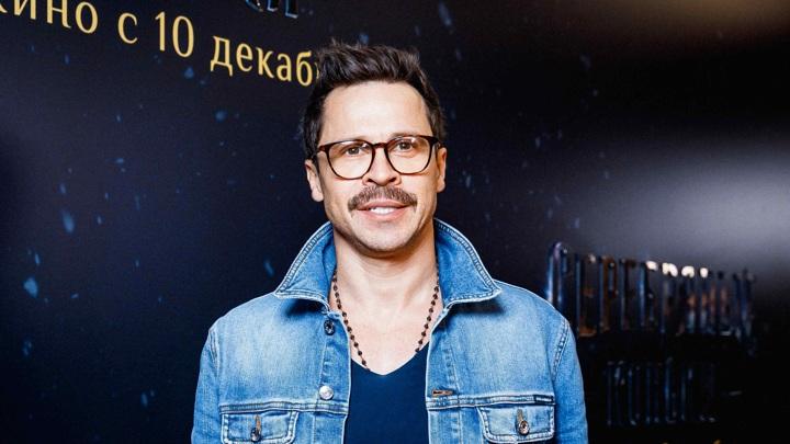 Павел Деревянко расстался с женой