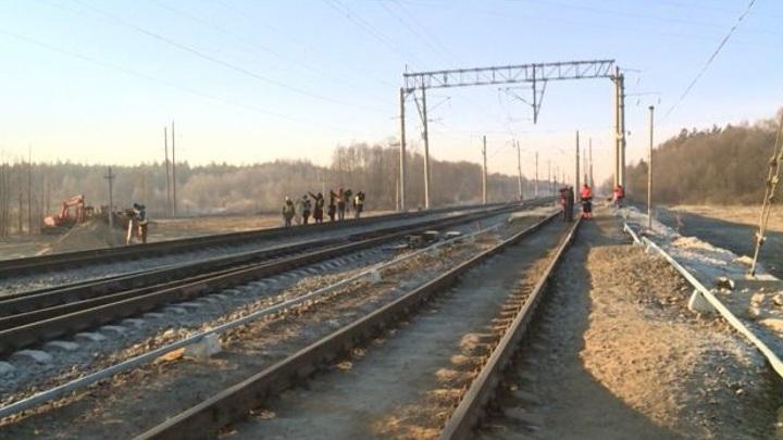 На Горьковской железной дороге завершены работы на месте разлива мазута