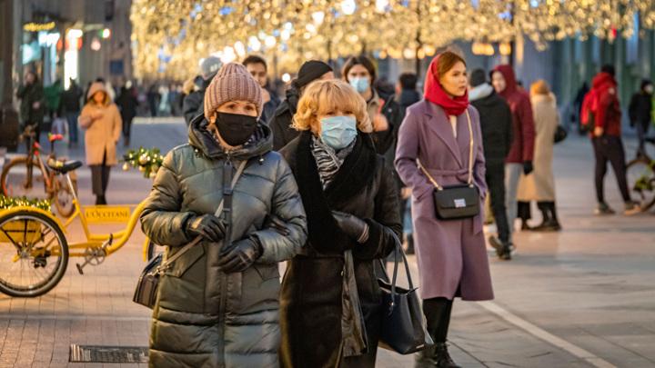 Москва вновь вышла на первое место по заболеваемости коронавирусом