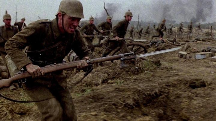"""Кадр из фильма """"На Западном фронте без перемен"""" (1979)"""