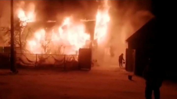 Пожарные не проверяли сгоревший в Башкирии дом престарелых
