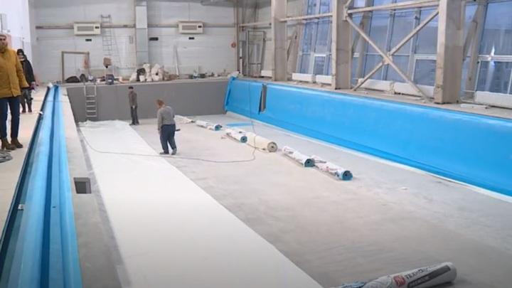 Два бассейна и ФОК построят на Колыме к 2021 году
