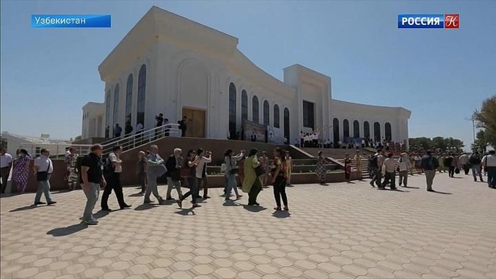 В столице Узбекистана прошла Неделя культурного наследия