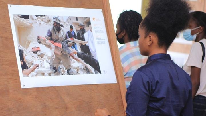 Репортеры Туниса, Таиланда и Конго впервые участвуют в конкурсе Стенина