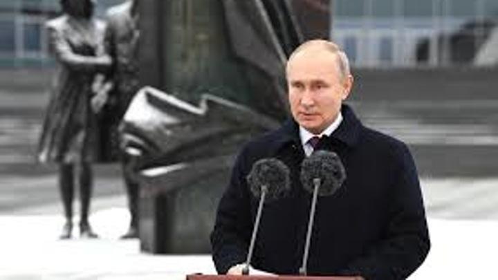 Владимир Путин поздравил сотрудников органов безопасности с профессиональным праздником