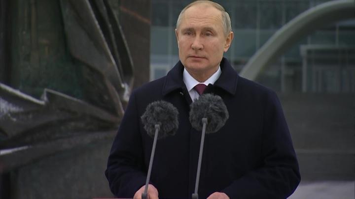 Путин отметил успехи органов госбезопасности и поставил новые задачи