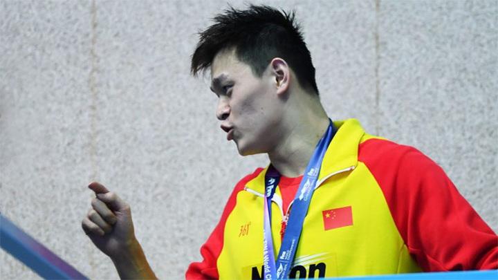 Расизм опаснее допинга. Пловцу Сунь Яну отменили дисквалификацию