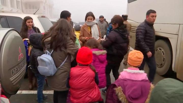 Более 46тысяч беженцев вернулись в Нагорный Карабах
