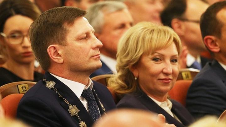 У бывшей жены Сергея Фургала проходят обыски