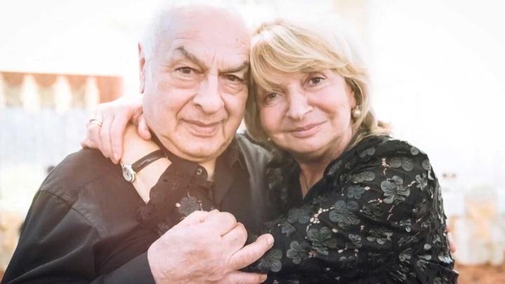 """Кадр из программы """"Прямой эфир"""". Жена Оганезова рассказала, что его родители приняли их брак в штыки"""