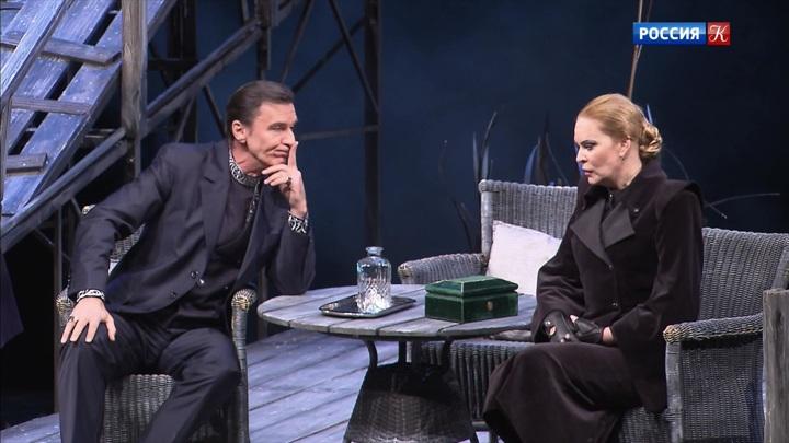 ВТеатре Сатиры прошла премьера спектакля «Лес»