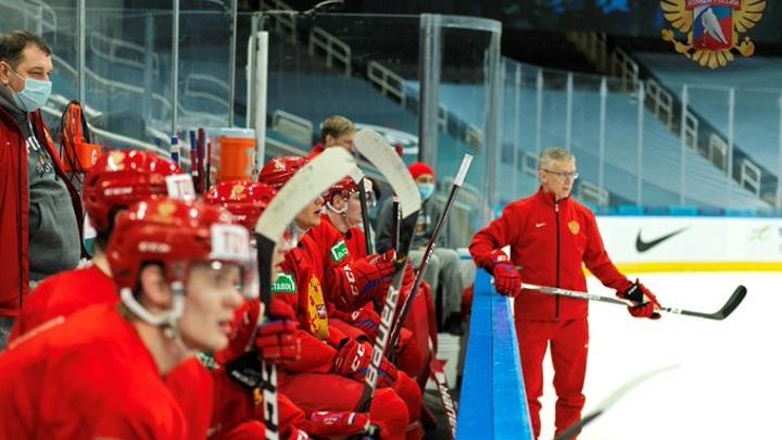 Российская молодежка узнала соперников по чемпионату мира-2022