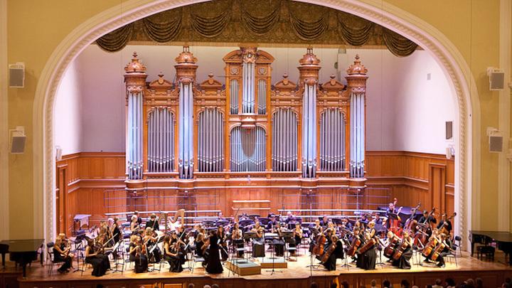 Московская консерватория откроет новогодний фестиваль