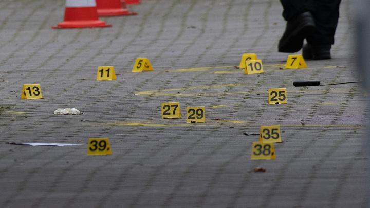 В результате стрельбы в Германии погибли два человека