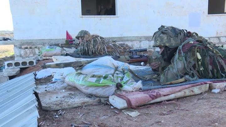 Сирийские военные рассказали о тренировках под руководством российских специалистов