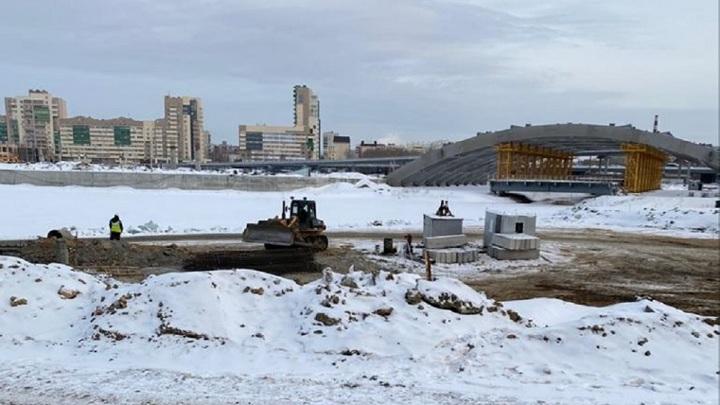 В Челябинске оштрафован подрядчик, реконструировавший набережную