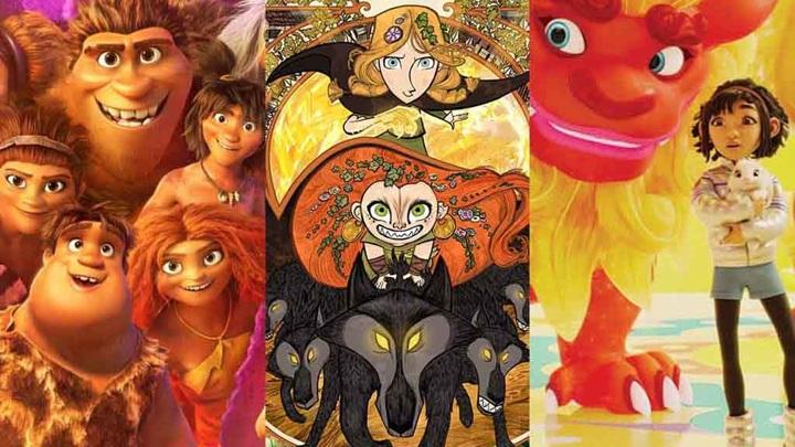 10 лучших мультфильмов 2020 года
