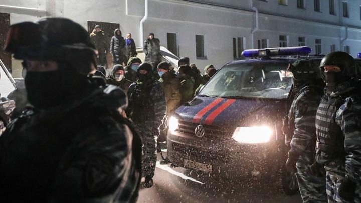 Бывшего схимонаха Сергия задержали и отправили в Москву
