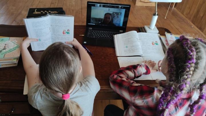 Школы Сахалинской области переходят на дистанционный режим из-за непогоды