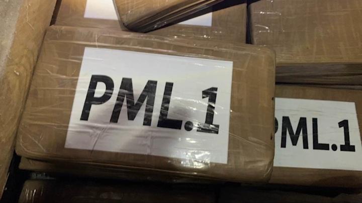 ФСБ изъяла в Подмосковье почти 300 кг кокаина из Южной Америки