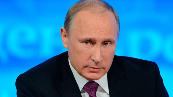 Путин: играбезправилувеличиваетриск появления новых горячих точек