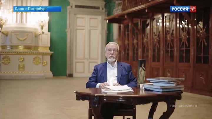 Директор Русского музея Владимир Гусев подвел итоги уходящего года