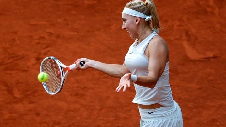 Олимпийская чемпионка Веснина объявила о возобновлении карьеры