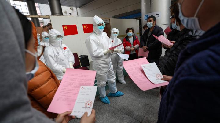 Пекин ужесточил противовирусные меры