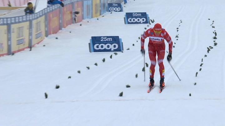Российским лыжникам разрешили тренироваться в национальной форме до старта ЧМ