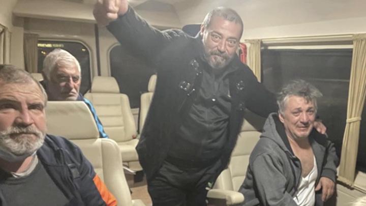 Вернувшиеся из Ливии российские моряки рассказали о тяжёлых условиях ареста