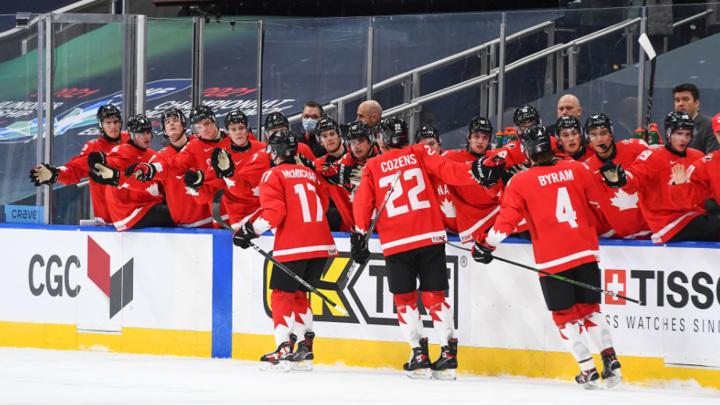 Канадский тренер: горжусь тем, как мы подготовились к игре с Россией
