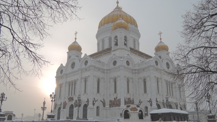 Православные всего мира отмечают Крещение Господне