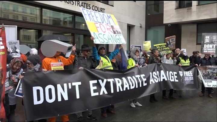 Суд Лондона рассмотрит прошение Ассанжа об освобождении под залог
