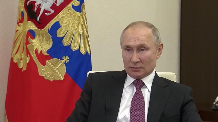 Путин принимал решение по Сирии, руководствуясь интересами России