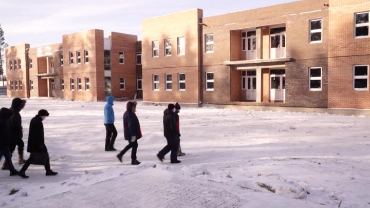 В Тулуне достраивают новые жилые дома и детский сад