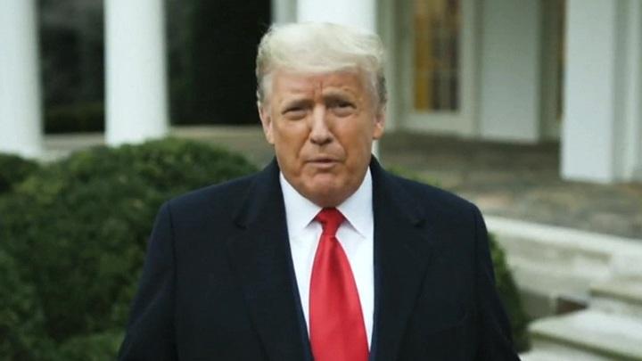 """Америка на последнем месте"": Трамп раскритиковал Байдена"