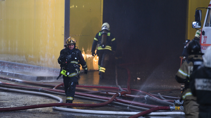 ЧП на юго-западе Москвы: 300 человек эвакуированы из здания общежития