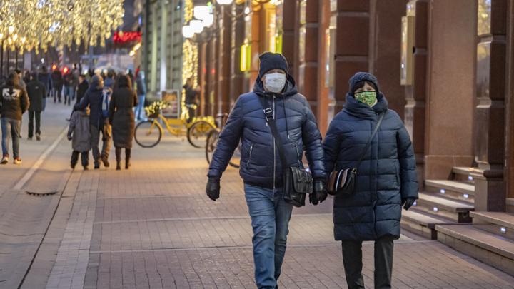 Нерабочие дни начались в шести регионах России