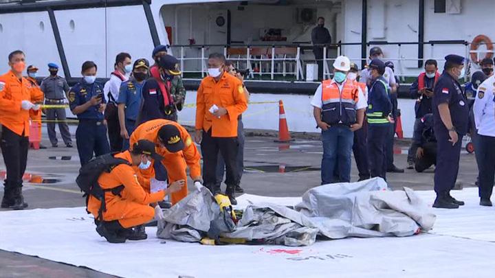 Неполадки в системе контроля могли стать причиной крушения индонезийского Boeing