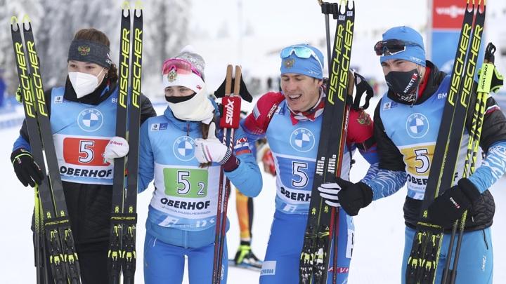 Генпрокуратура проверяет российский биатлон на допинг