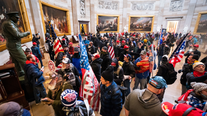 США получили нечто вроде Майдана, заявил президент Чехии