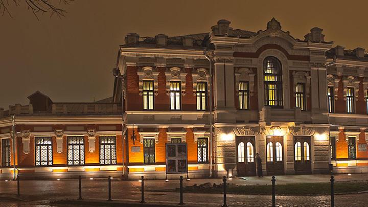 Александринский ипсковский театры готовят первый совместный спектакль