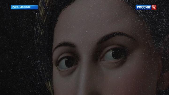 В ожидании открытия музеев в Палаццо Барберини занялись реставрацией экспонатов