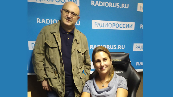 Николай Мамулашвили и Зоя Махмудова