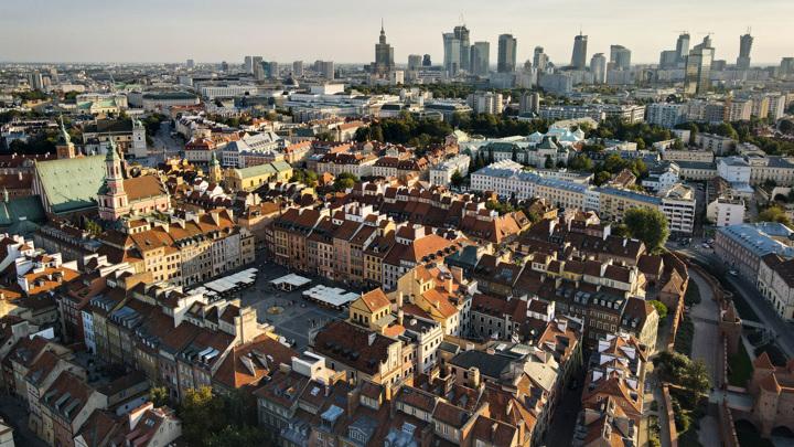 Российские дипломаты почтили память освободителей Варшавы