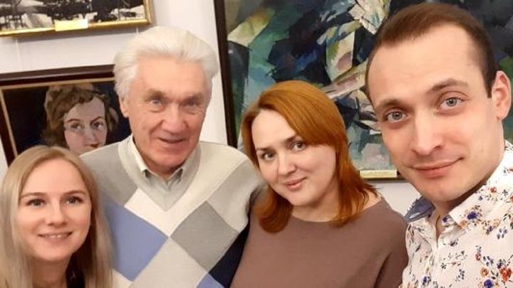 Пензенская галерея присоединилась к всемирному Дню селфи в музее