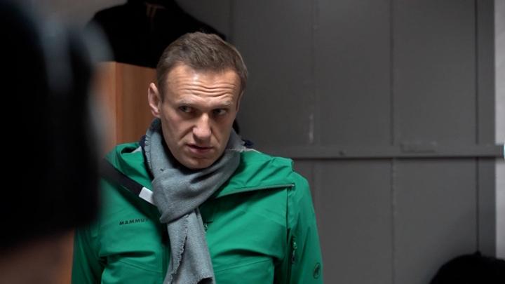 Европарламент принял антироссийскую резолюцию в связи с арестом Навального