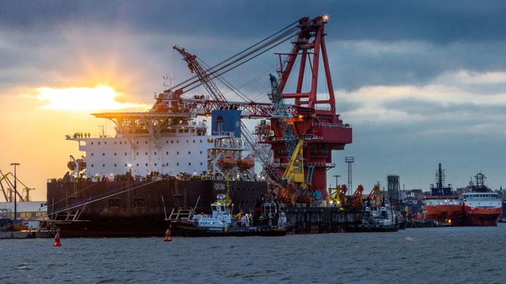 Германия обсудит с США отмену санкций против «Северного потока-2»