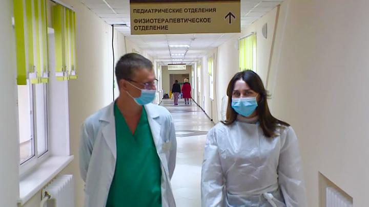 Кемеровские врачи спасли ребенка в небе над Атлантикой
