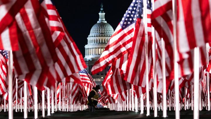 В США завершаются приготовления к инаугурации Байдена